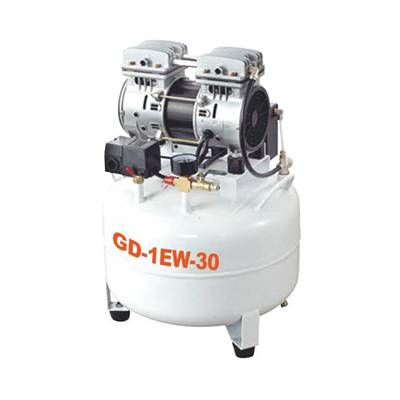 Dental oil-free air compressor GD-1EW-30
