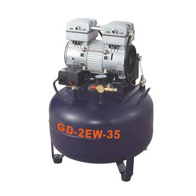 Dental air compressor GD-2EW-35